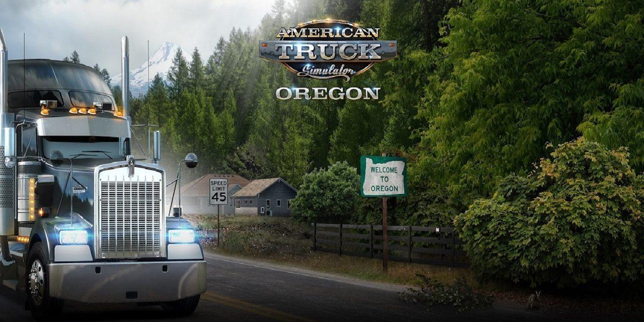 American Truck Simulator: Oregon – recenze
