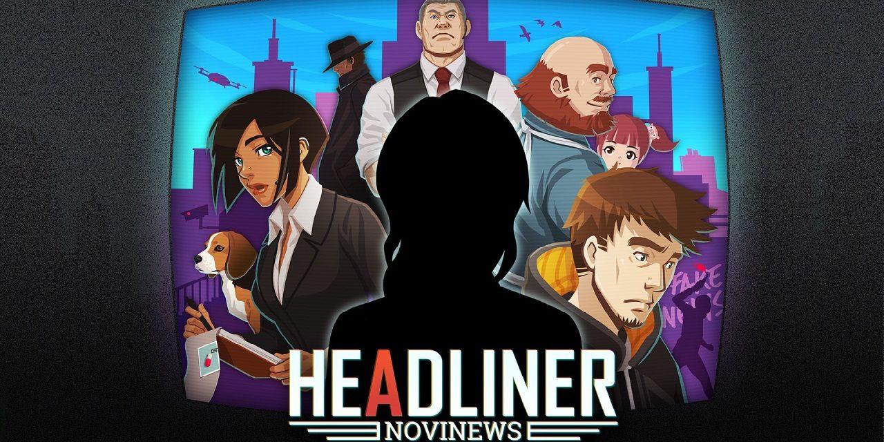 Headliner: NoviNews – recenze