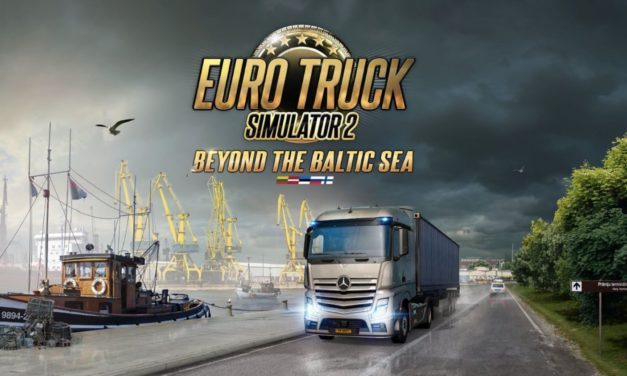 Euro Truck Simulator 2: Beyond the Baltic Sea – recenze