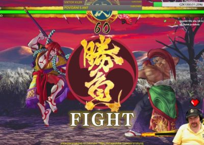 Samurai Shodown 02