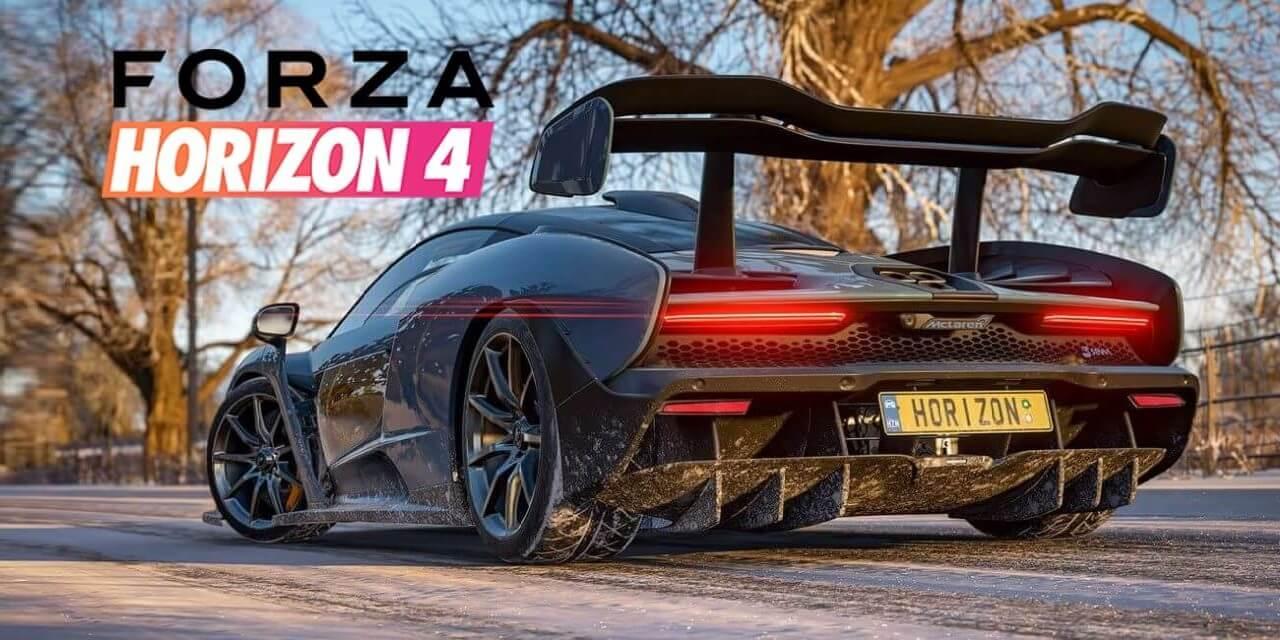 Forza Horizon 4 – recenze