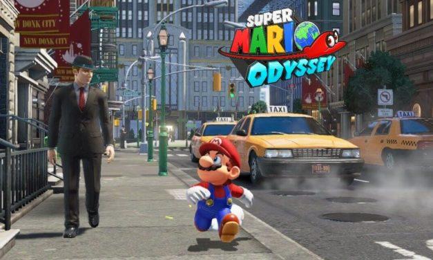 Super Mario Odyssey – recenze