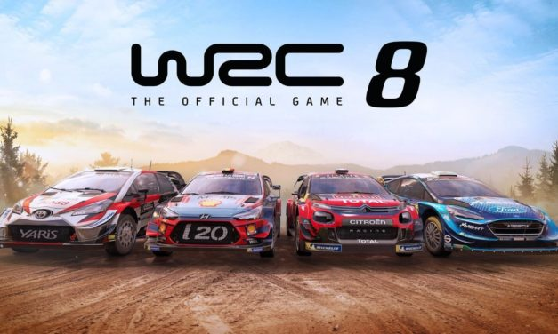 WRC 8 FIA World Rally Championship – recenze