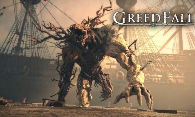 Greedfall – recenze