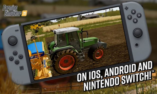 Nintendo Switch Farming Simulator 20 – recenze