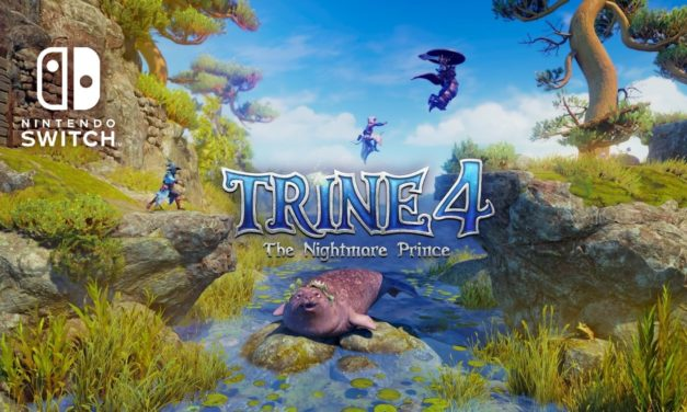 Trine 4: The Nightmare Prince – recenze