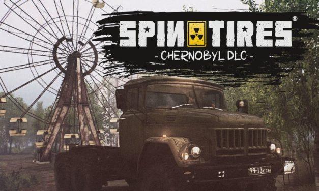 Spintires: Chernobyl – recenze