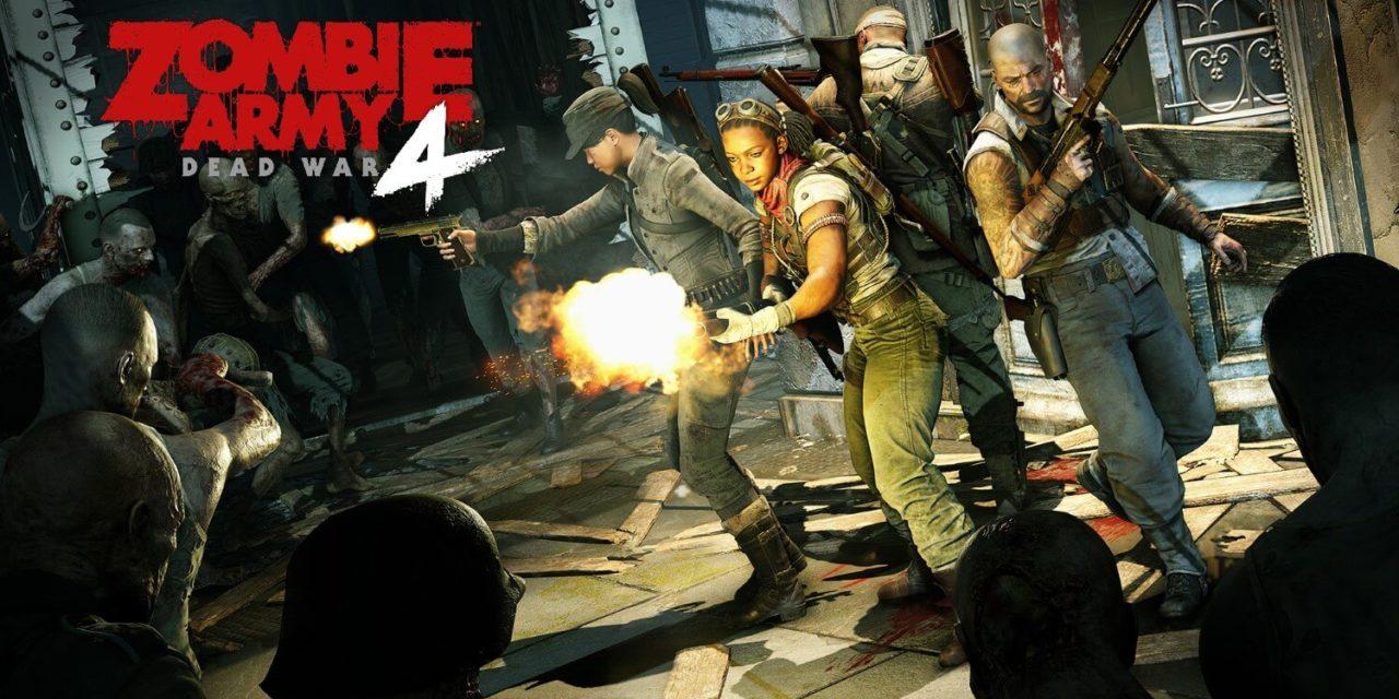Zombie Army 4: Dead War – recenze