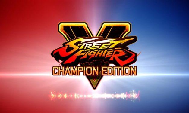 Street Fighter V: Champion Edition – recenze