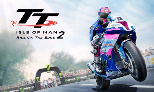 TT Isle of Man: Ride on the Edge 2 – recenze