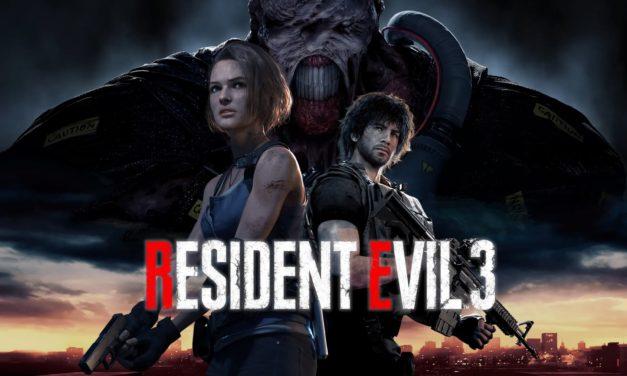 Resident Evil 3 + Resistance – recenze