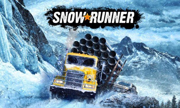 SnowRunner – recenze