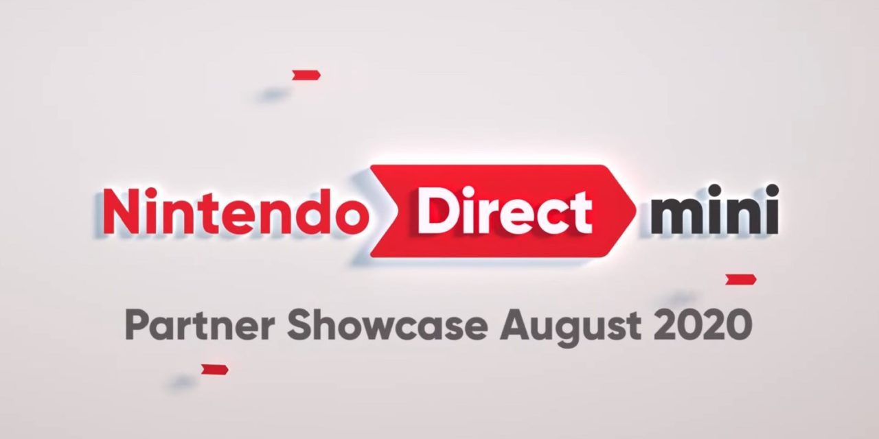 Nintendo Direct Mini – Prezentace her od partnerů | Srpen 2020