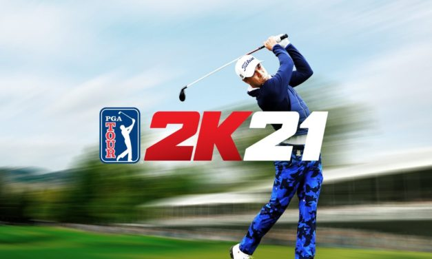 PGA TOUR 2K21 – recenze