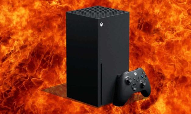 Nový Xbox Series X ti nebude doma hořet!