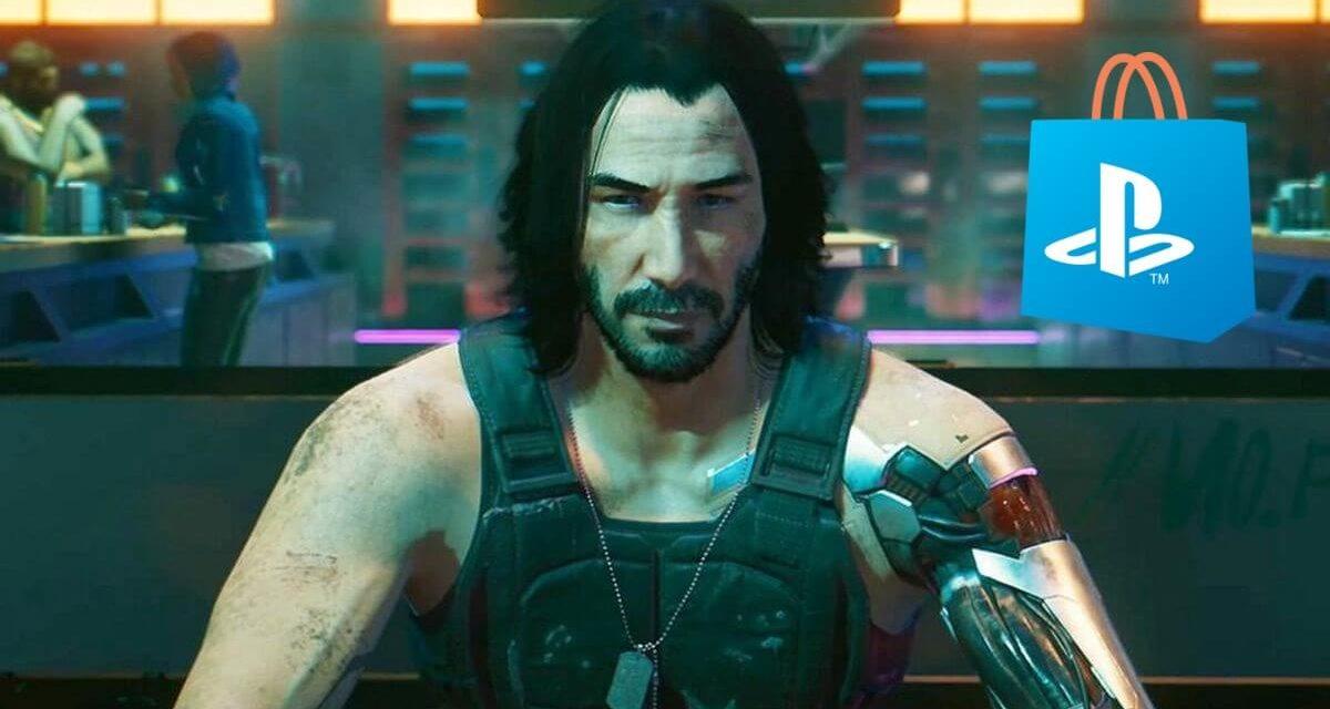 Sony odstranilo hru Cyberpunk 2077 dočasně ze svého obchodu