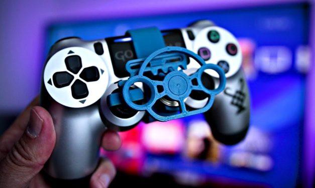 Nejlepší vychytávky z3D tiskárny Průša pro PlayStation!