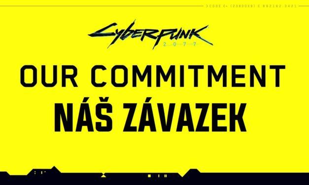 CD Projekt Red vydal svůj závazek. Cyberpunk 2077 pro next-gen vyjde až ve třetím čtvrtletí tohoto roku!