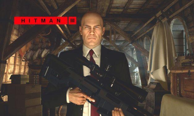HITMAN 3 – recenze (PS5)
