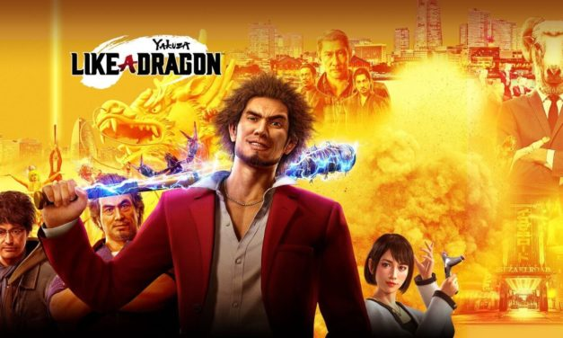 Yakuza: Like a Dragon – recenze (PS5/XSX)
