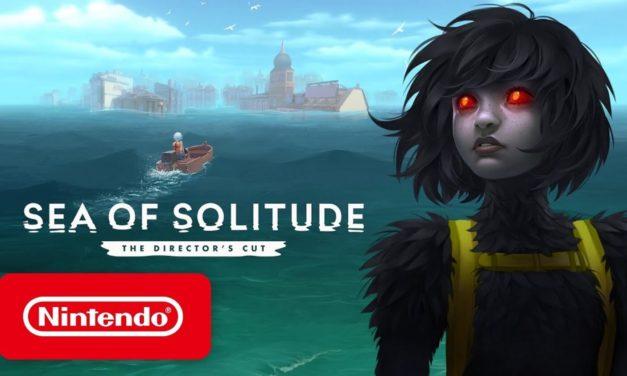Sea of Solitude: The Director'sCut – recenze (Switch)