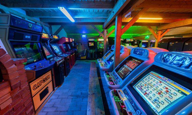 Muzeum Arcade Hry vČerveném Újezdě oslavila již kulaté 10.narozeniny!