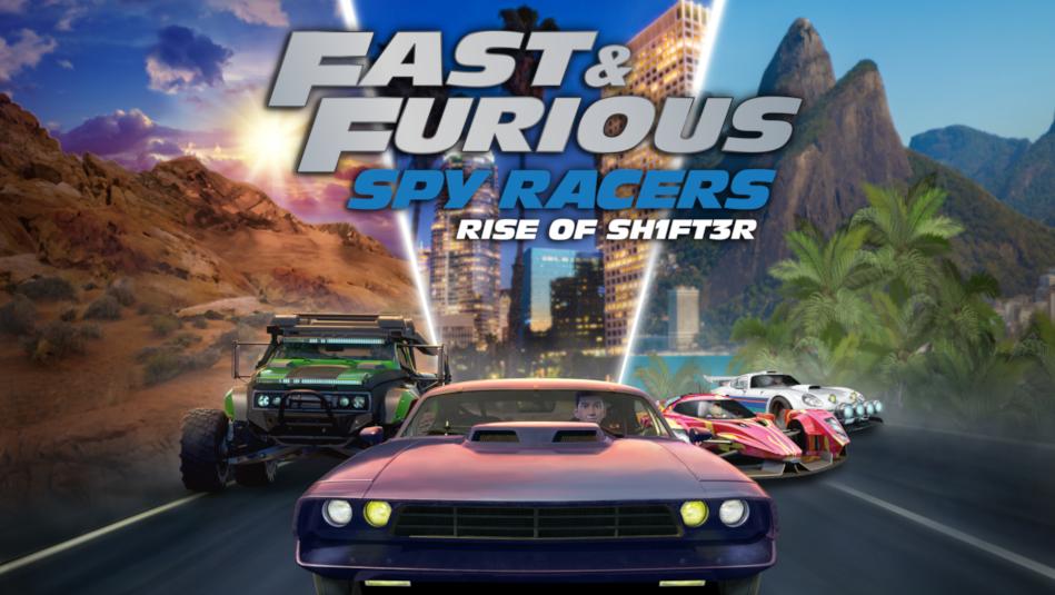 Vyjdou vzrušující závody Fast & Furious: Spy Racers