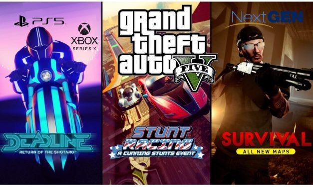 GTA Va GTA Online pro next-gen konzole vyjde letos vlistopadu, hráči na PlayStationech budou mít výhody