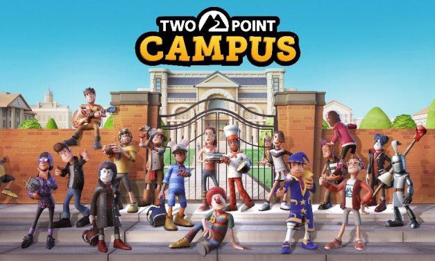 Zábavná škola nás čeká ve hře Two Point Campus