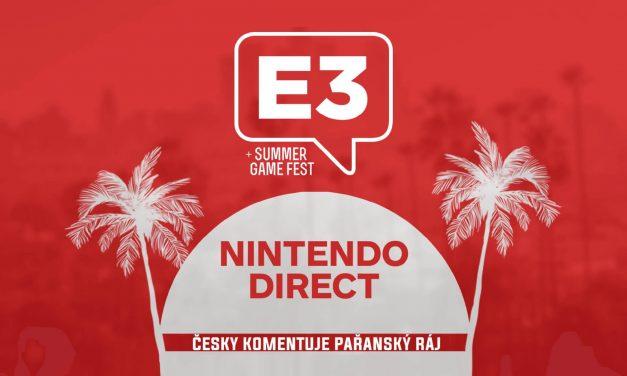 Nintendo Direct herně potěšil, konzoli Switch Pro ale neukázal
