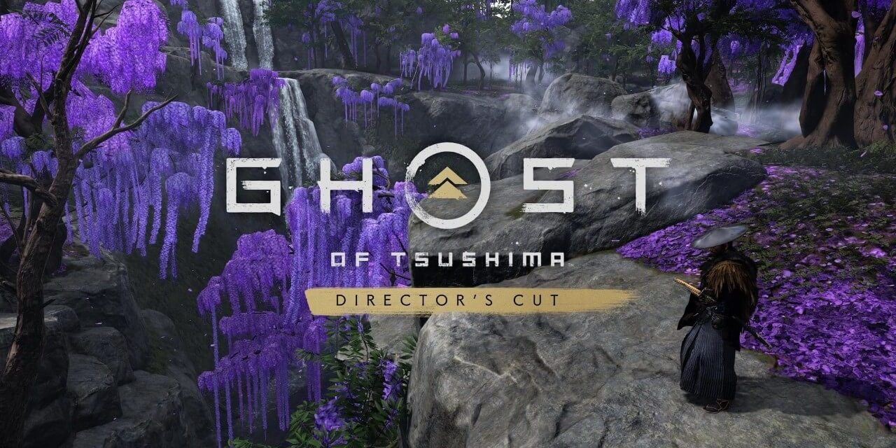 Ghost of Tsushima Director'sCut – recenze (PS5)