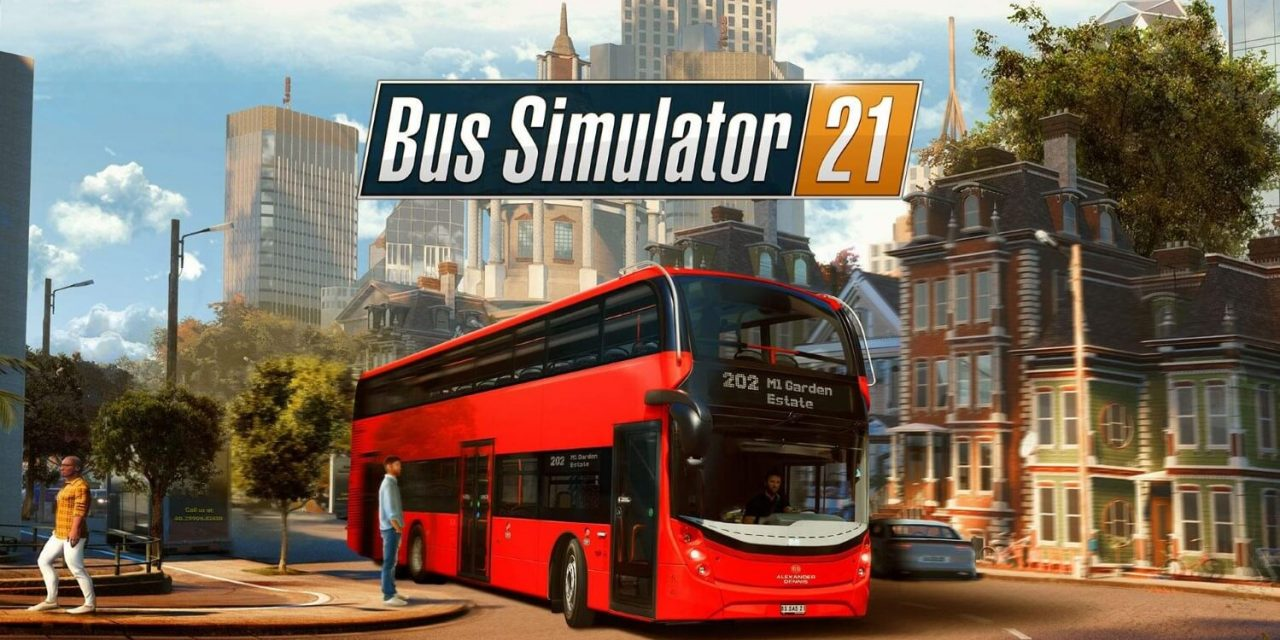 Bus Simulator 21 – recenze