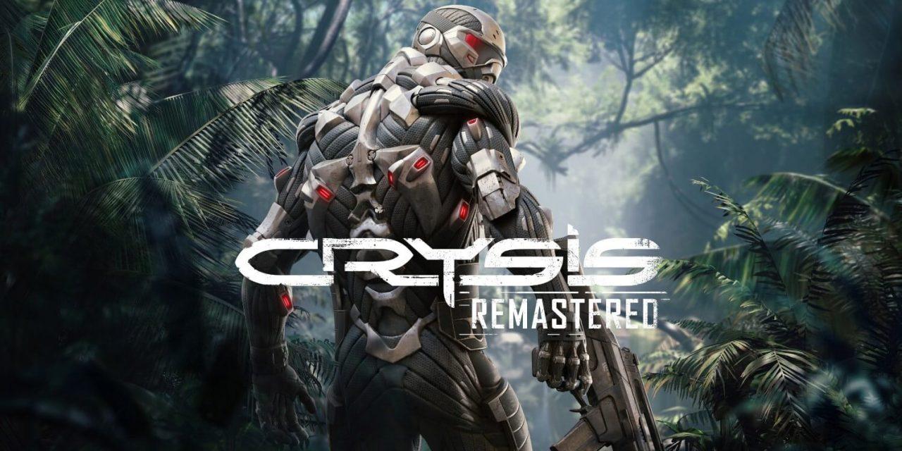 Crysis Remastered vypadá na moderním železe úžasně!
